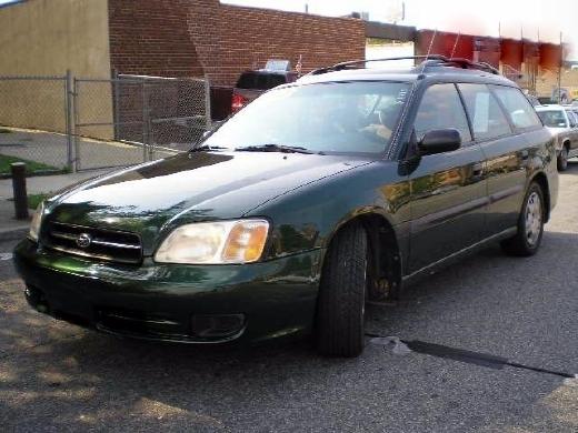 "2000 Legacy ""L"" wagon"