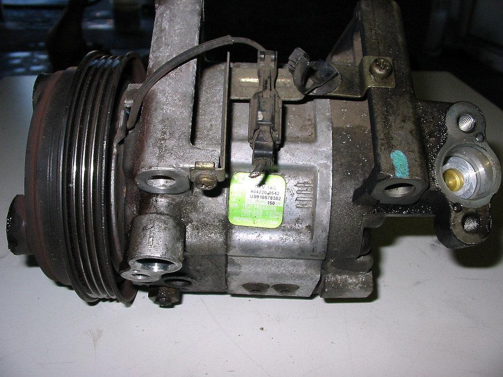 HVAC compressor (00-04 Legacy)