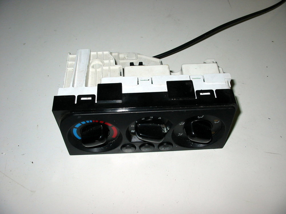 HVAC mode control panel (00-04 Legacy)