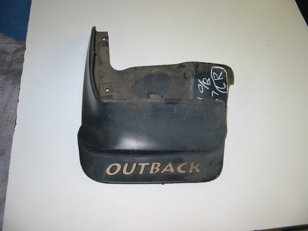 Mud flap, rear (00-04 Legacy)