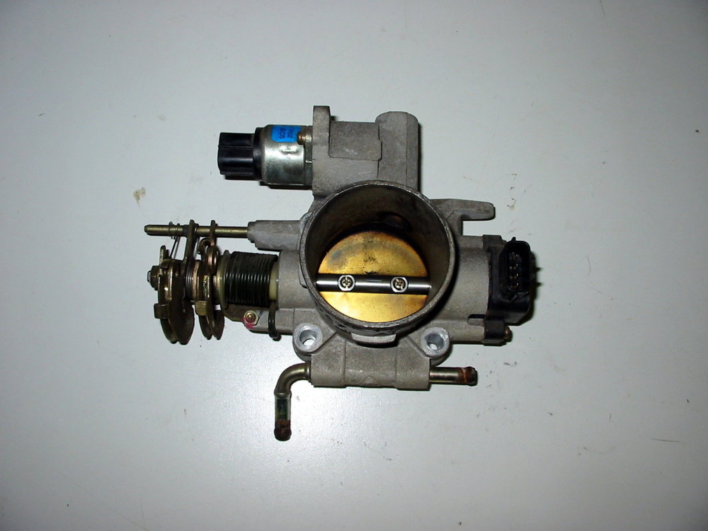 Throttle body (00-04 Legacy)