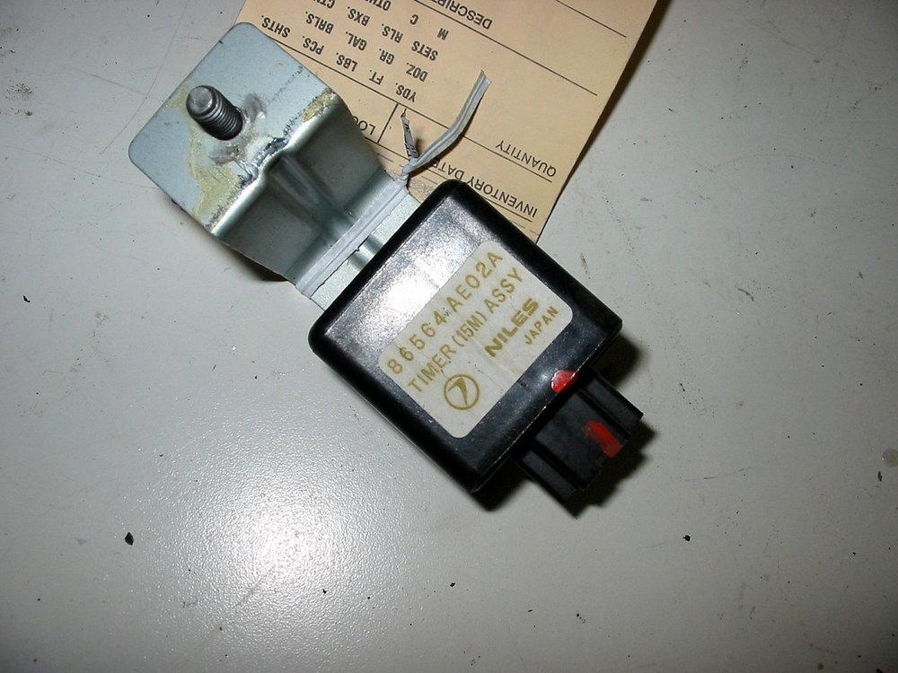 Control unit, timer (00-04 Legacy)