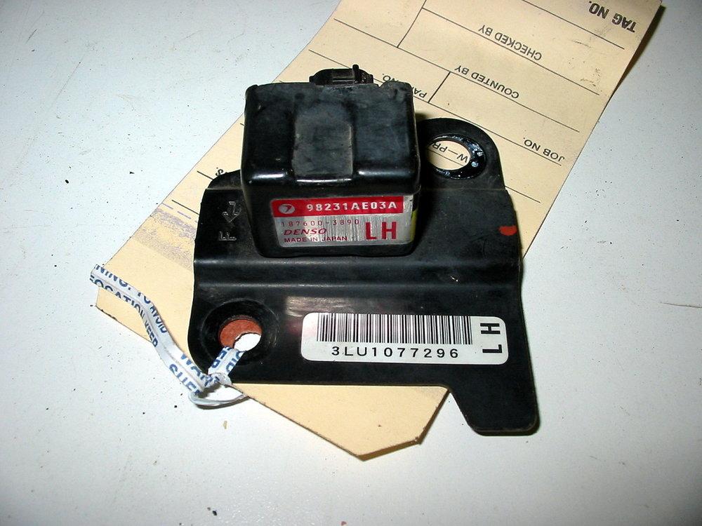 AIRBAG sensor, LH (00-04 Legacy)