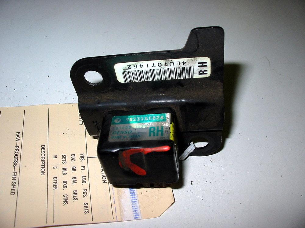 AIRBAG sensor, RH (00-04 Legacy)