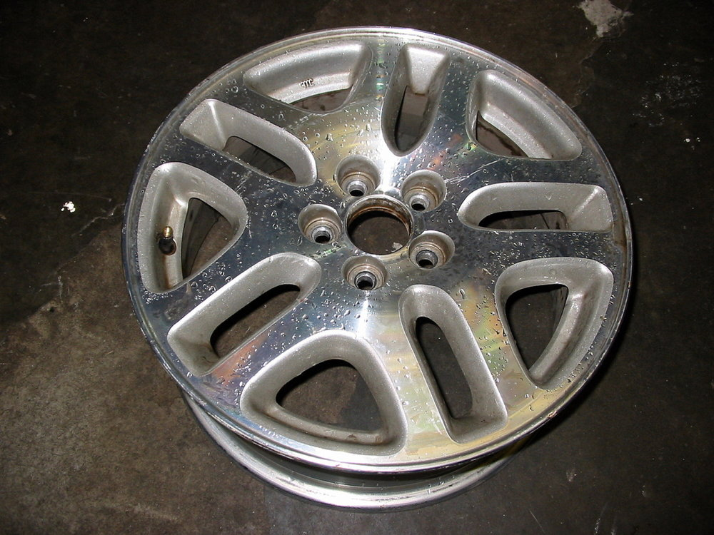 Wheel, 2000-2004 Outback (00-04 Legacy)