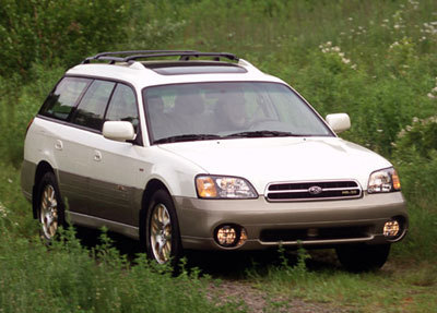 2001 Outback VDC H-6 Limited
