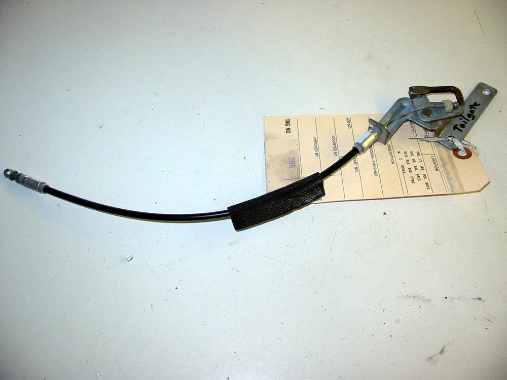 Actuator, tailgate lock (00-04 Legacy)