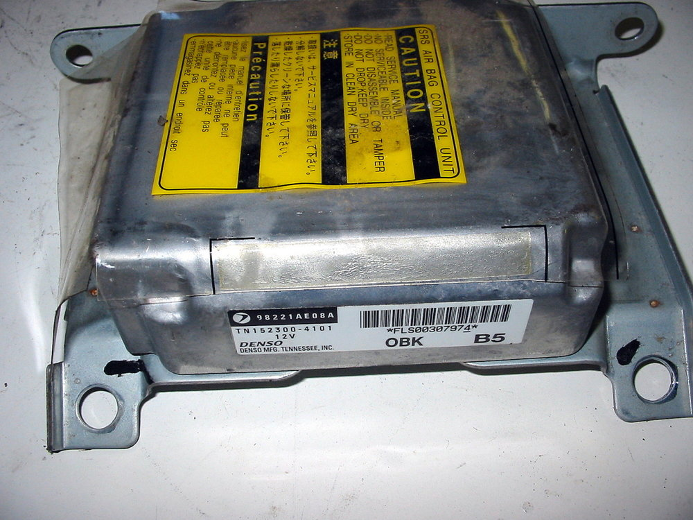 AIR BAG CONTROL UNIT. (00-04 Legacy)