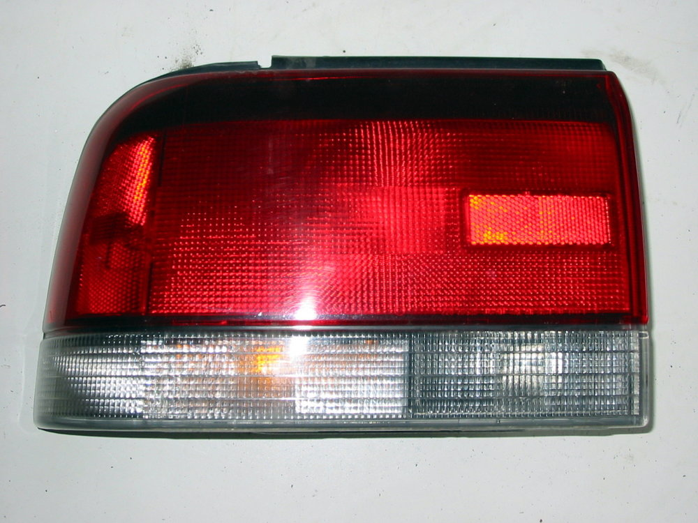 Light, taillamp assembly, sedan, 92-94, LH (1990-1994 Legacy)