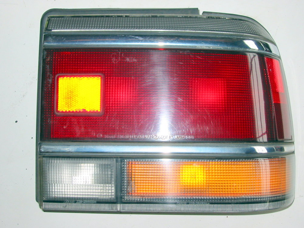 Light, taillamp assembly, sedan, 90-91, RH (1990-1994 Legacy)