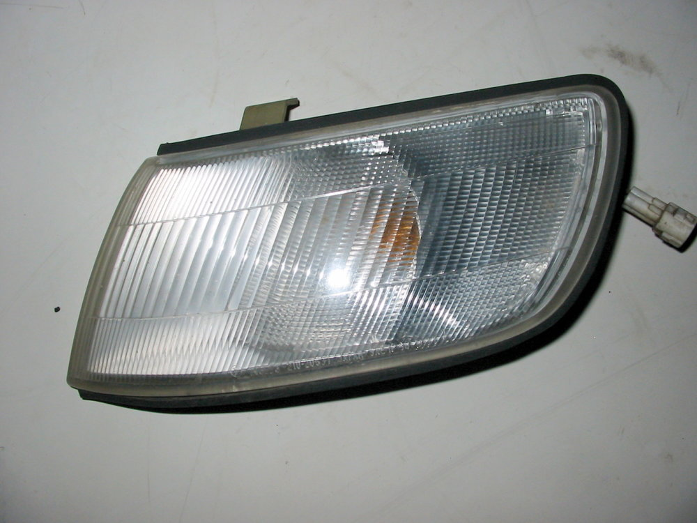 Light, front marker & turn signal, 92-94, LH (1990-1994 Legacy)
