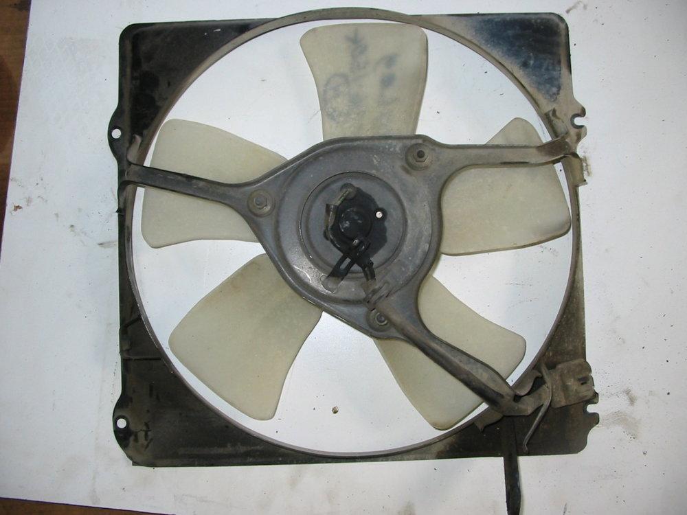 Fan, radiator LH (1990-1994 Legacy)