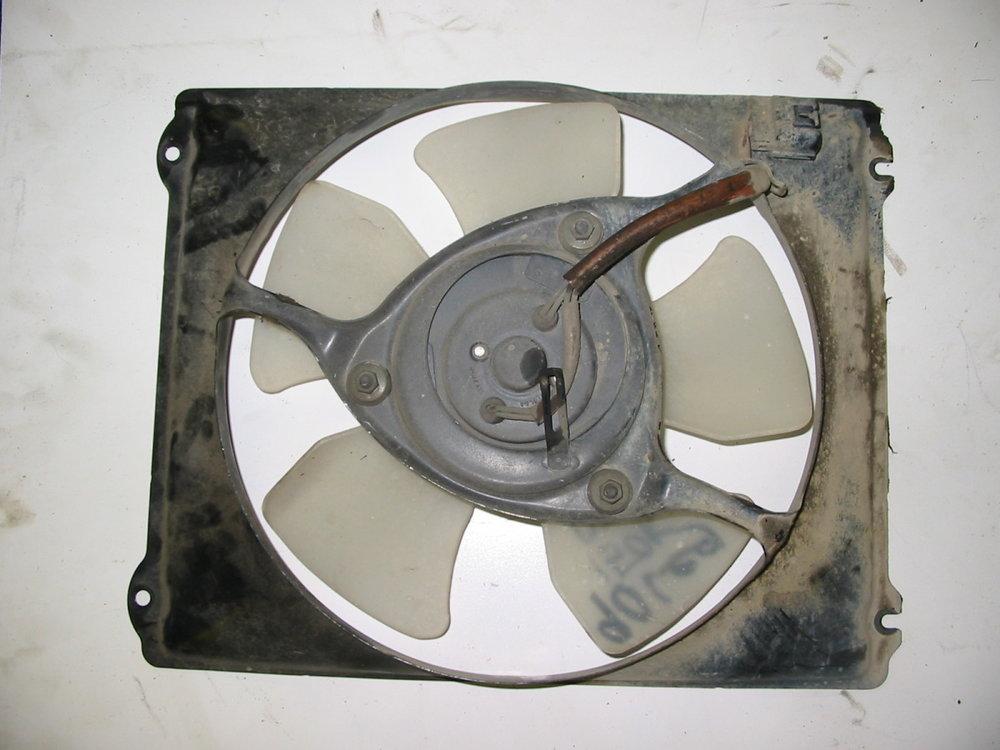 Fan, radiator RH (1990-1994 Legacy)
