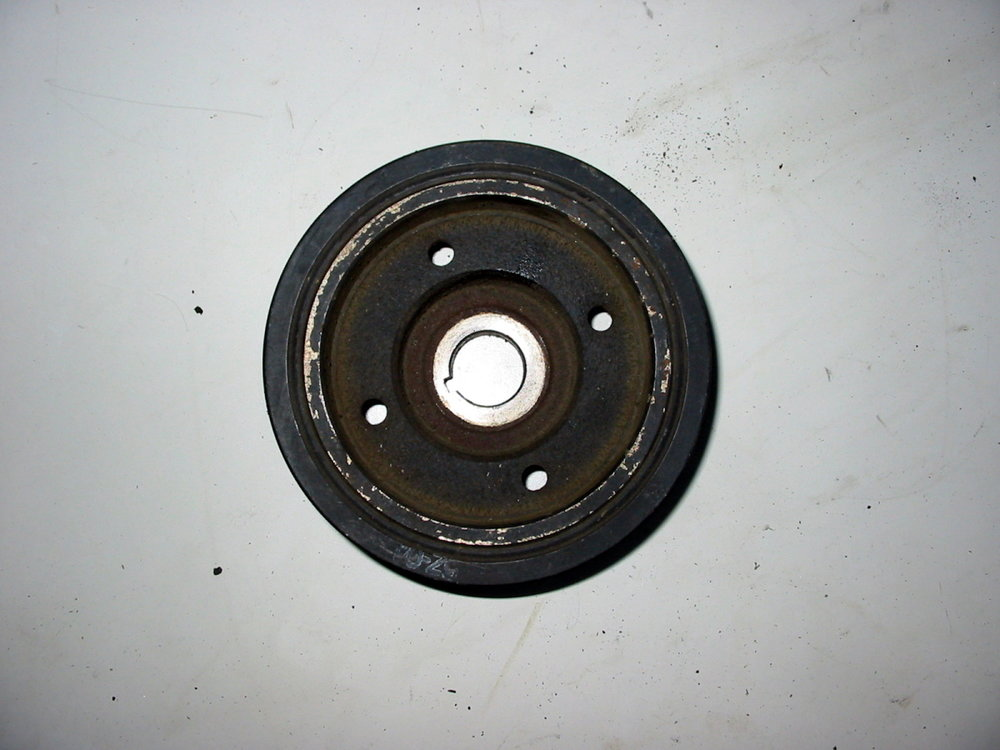 Pulley, crankshaft (1990-1994 Legacy)