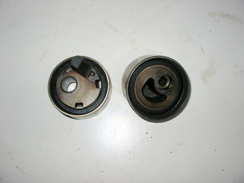 Timing belt pulley, tensioner (1990-1994 Legacy)