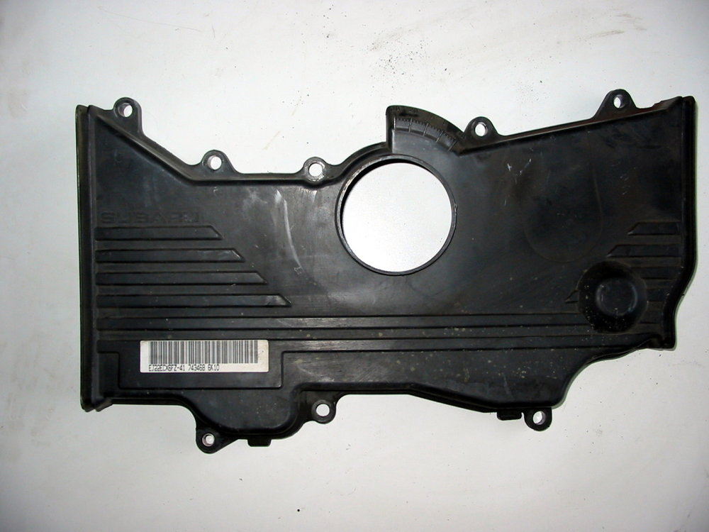 Timing cover, center (1990-1994 Legacy)