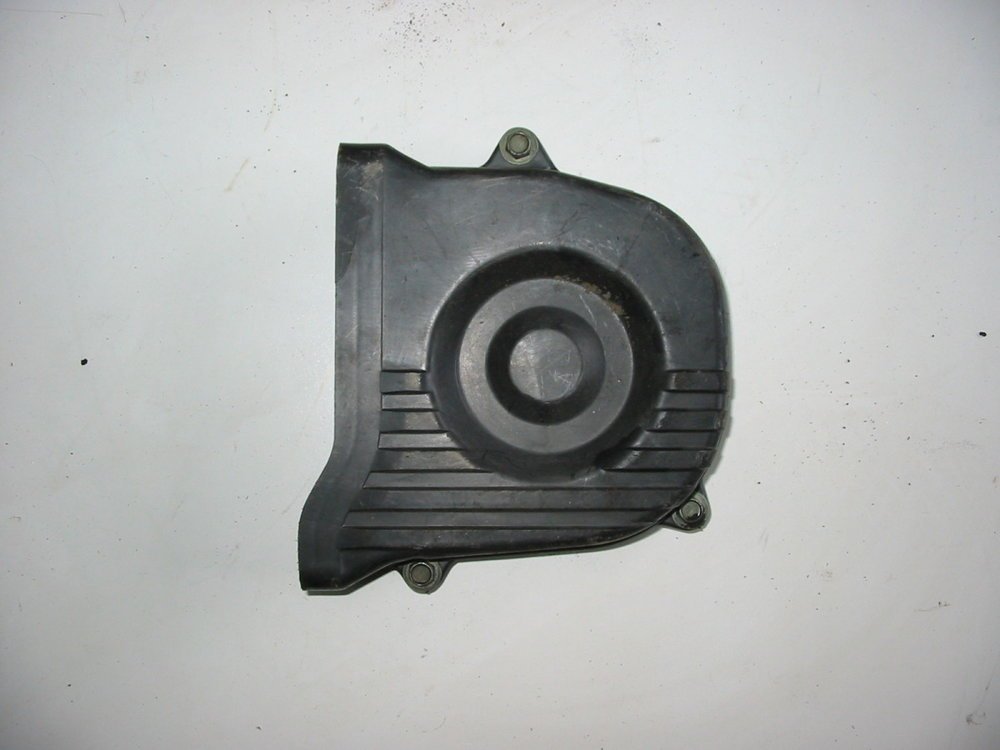 Timing cover, LH outer (1990-1994 Legacy)