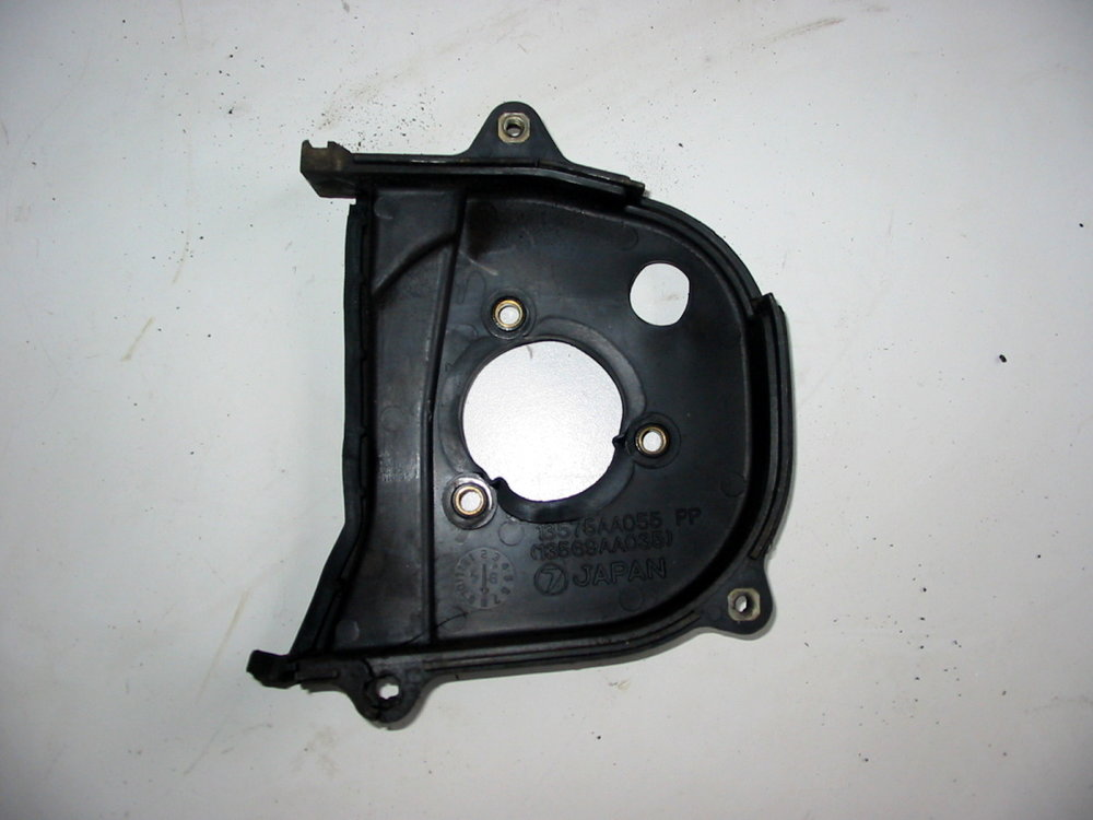 Timing cover, LH inner (1990-1994 Legacy)