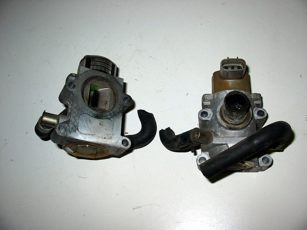 Solenoid, idle air control # 22650AA033 (1990-1994 Legacy)