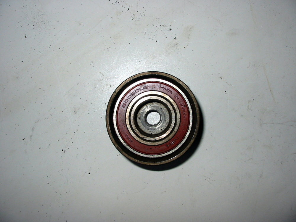 Timing belt pulley, lower (1990-1994 Legacy)