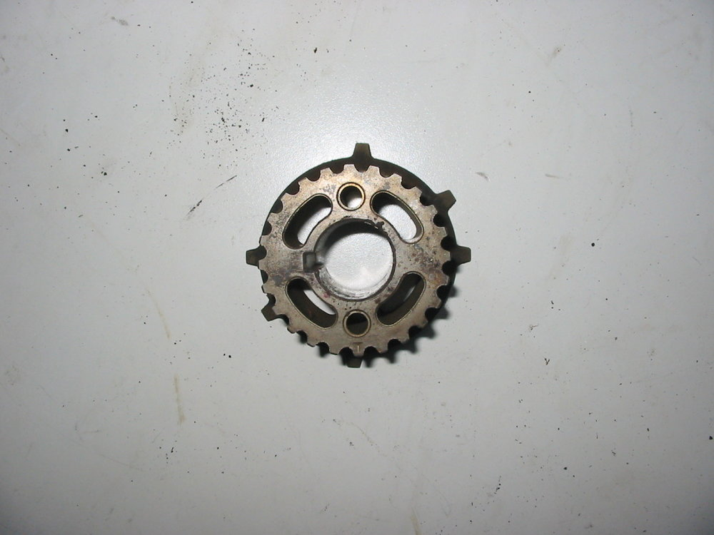 Timing belt crank sprocket (1990-1994 Legacy)