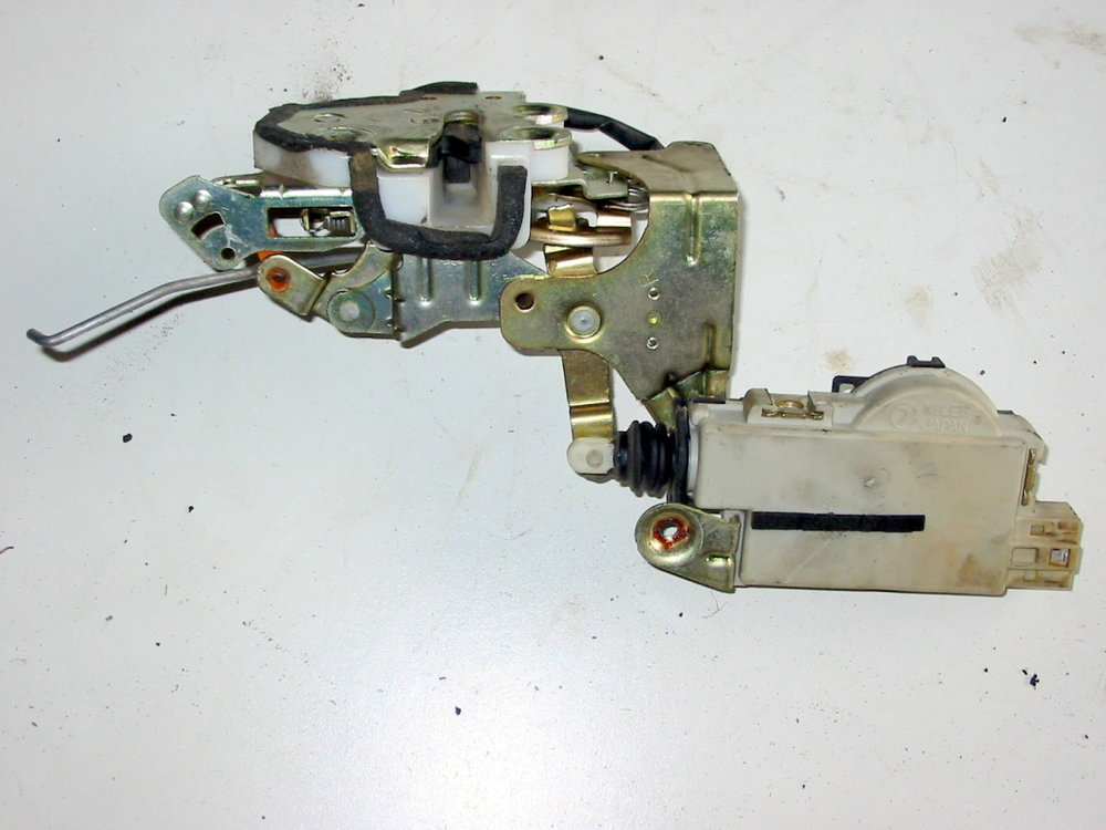 Latch, RR door (1990-1994 Legacy)