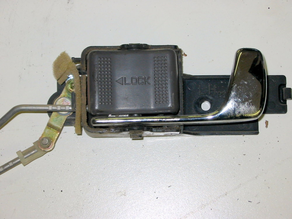 Handle, interior remote, LR door (1990-1994 Legacy)