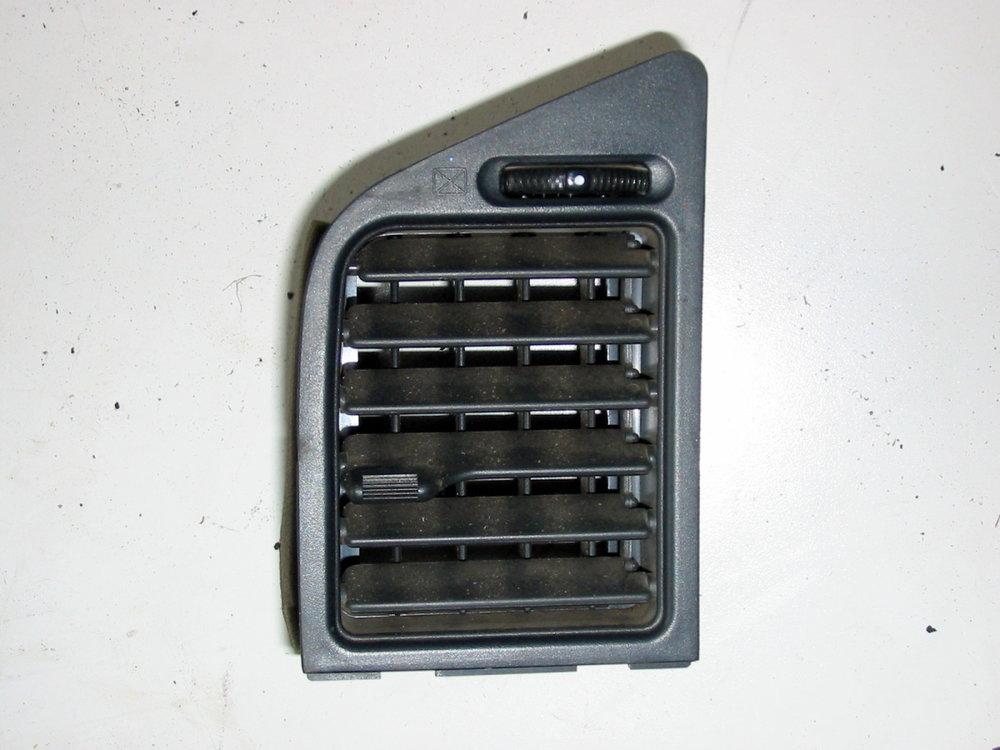 Trim, interior, dash vent, 90-91, LH driver's (1990-1994 Legacy)