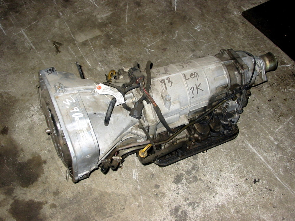 Transmission, 4EAT 3.90 AWD (1990-1994 Legacy)