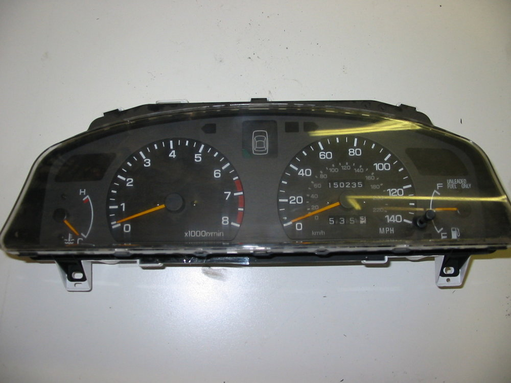 Instrument cluster (1990-1994 Legacy)