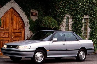 1992-94 Subaru Legacy sedan