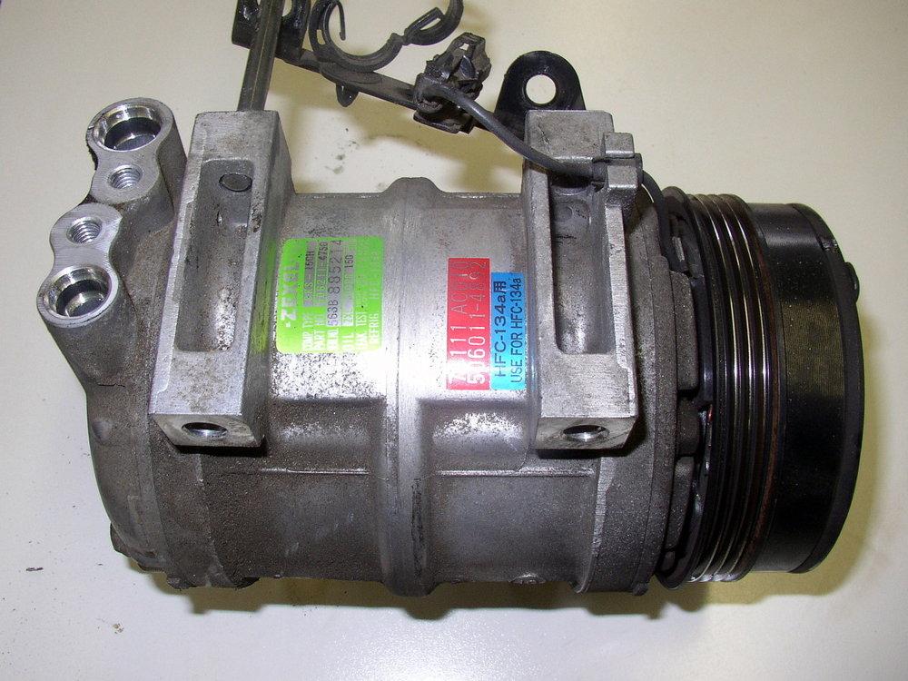 HVAC compressor, Zexel DKS 15CH (95-99 Legacy)