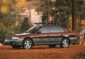 99 Legacy Outback SUS