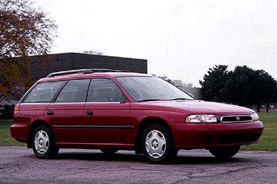 "95 Legacy ""L"" wagon"