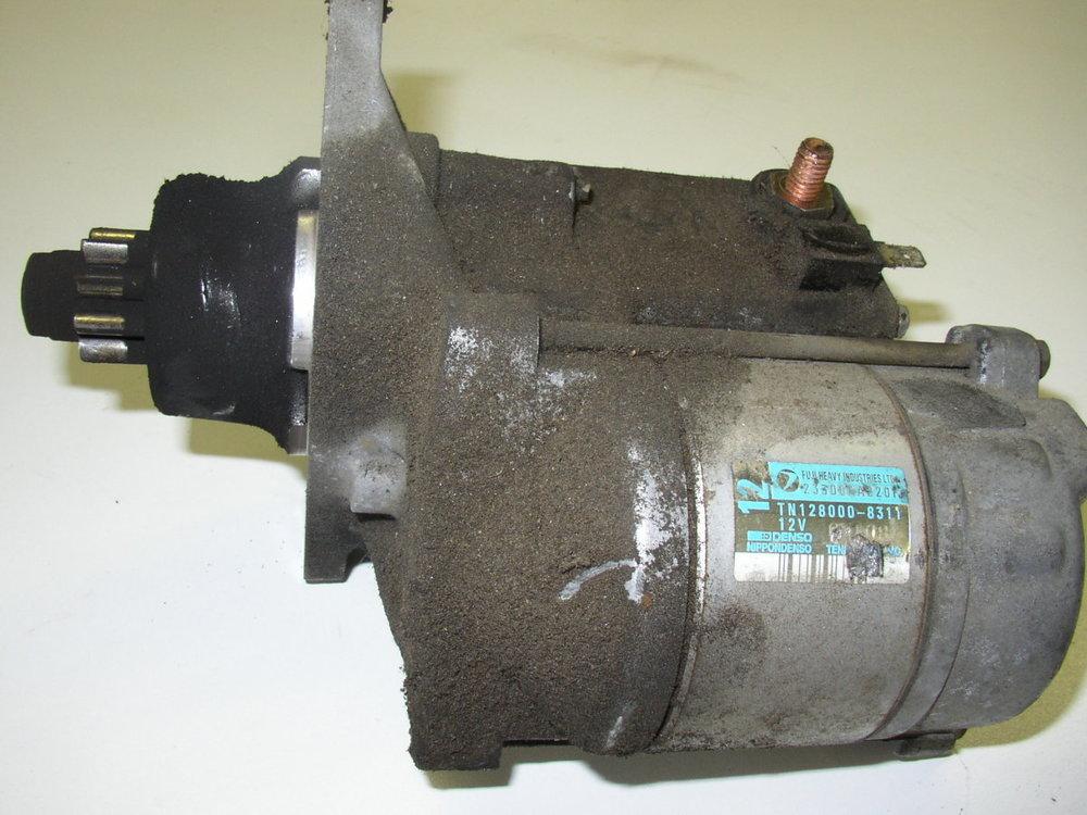 Starter motor (95-99 Legacy)