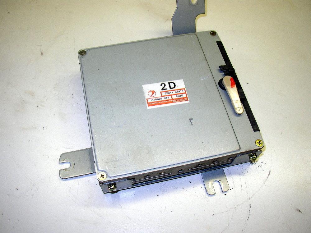 Control unit, ECU # 22611AB414 (95-99 Legacy)