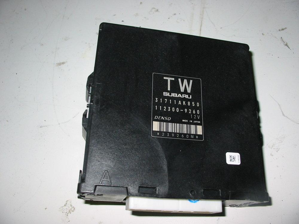 Control unit, Trans, # 31711AK850 (2005-2009 Legacy)