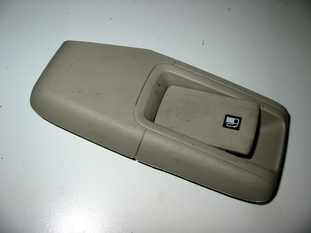 Trim, Fuel Door Handle