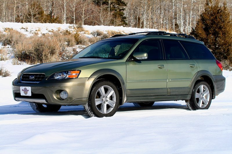 2005 Outback