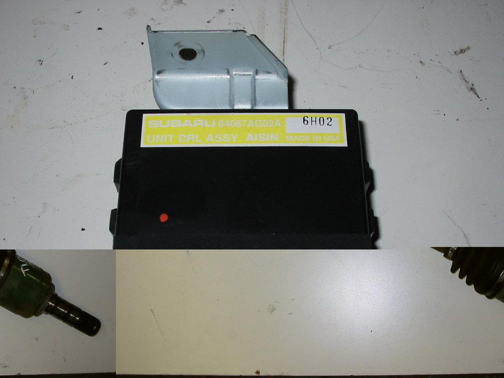 Control unit, D.R.L, # 84067AG02A