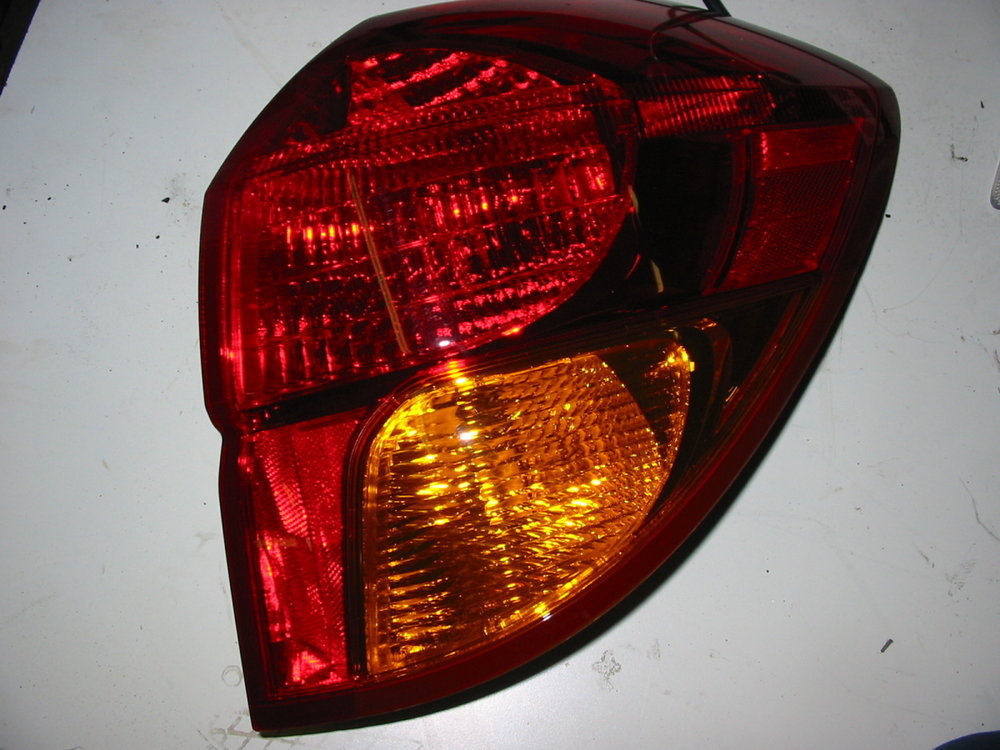 Tail-light, RR