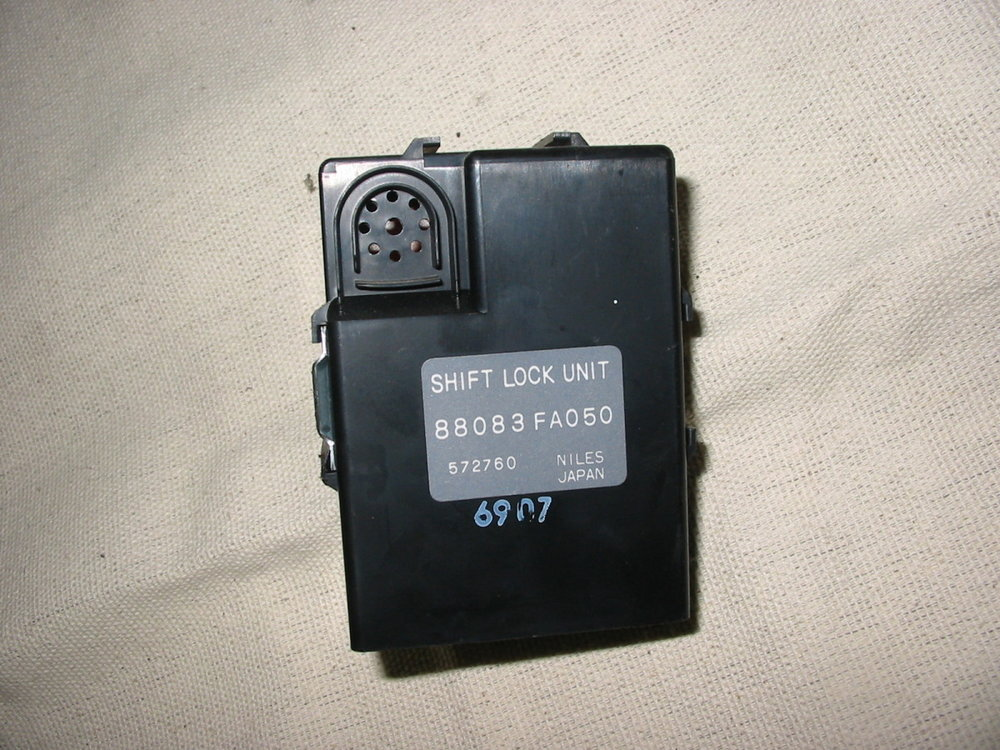 Control unit, Shift lock #88083FA050 (1993-1997 Impreza)
