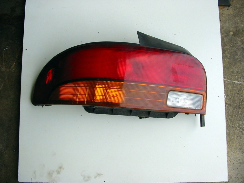 Light, Tail, Sedan & Coupe, LH, 93-01 (1993-1997 Impreza)