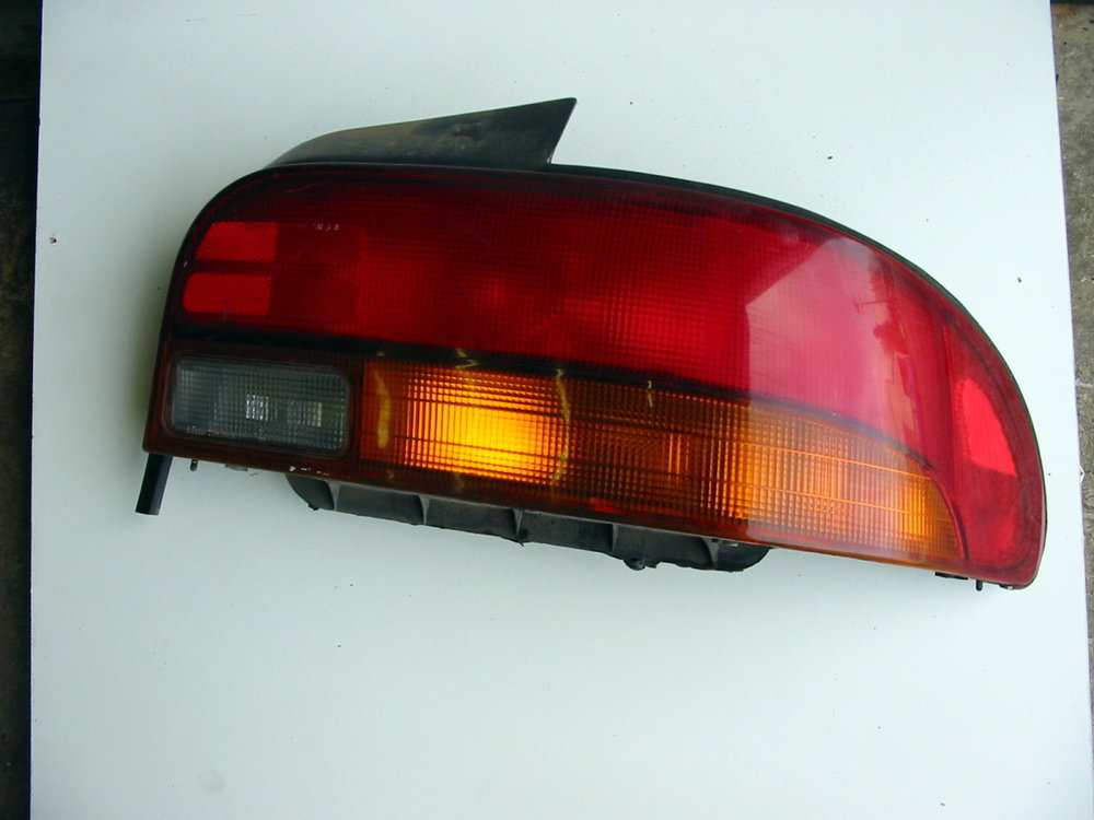 Light, Tail, Sedan & Coupe, RH, 93-01 (1993-1997 Impreza)
