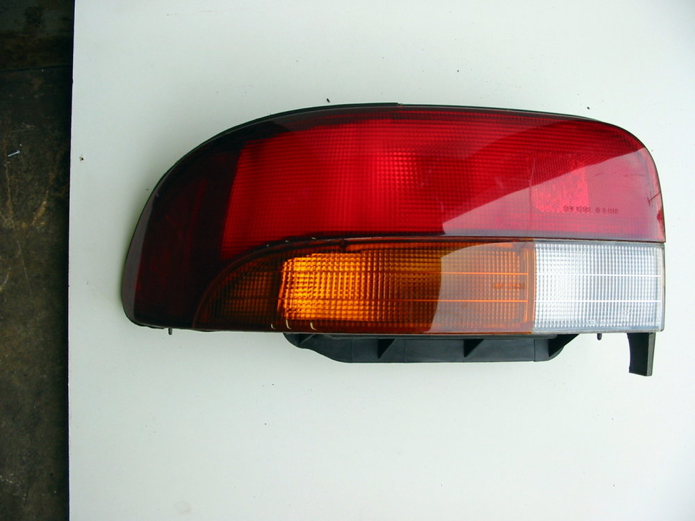Light, tail, Wagon, LH, 93-01 (1993-1997 Impreza)