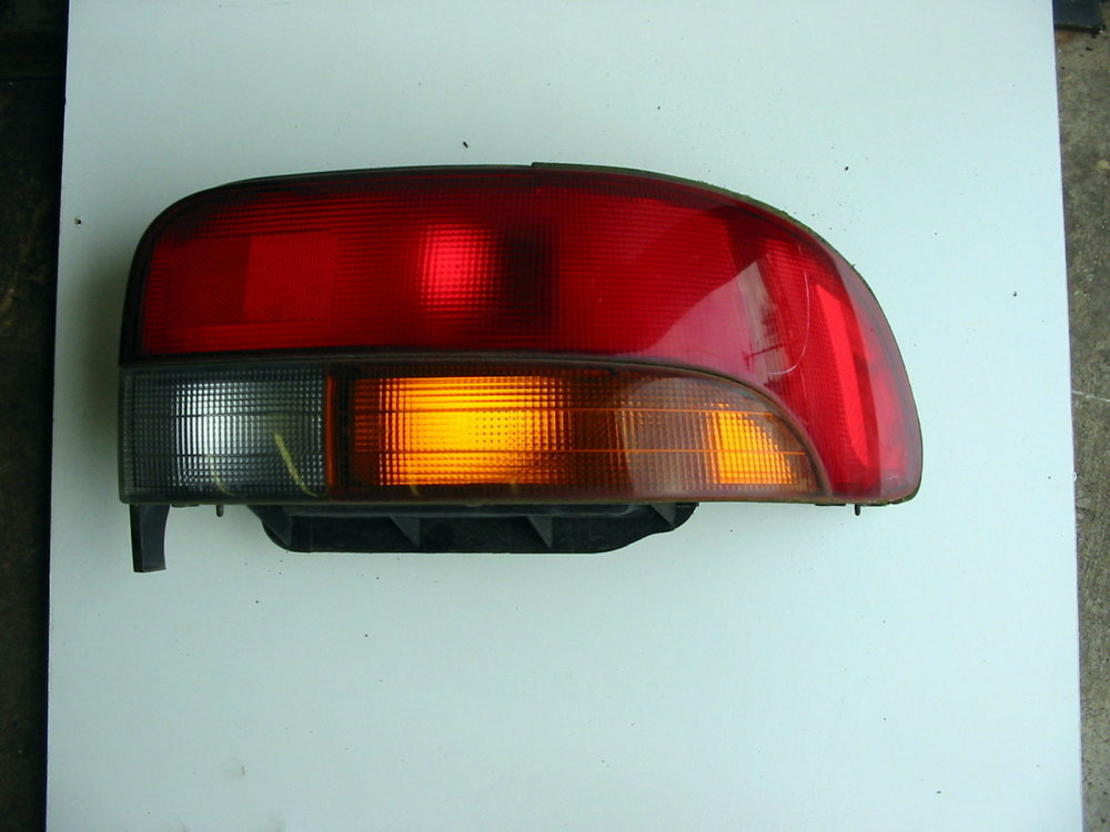 Light, Tail, Wagon, RH, 93-01 (1993-1997 Impreza)