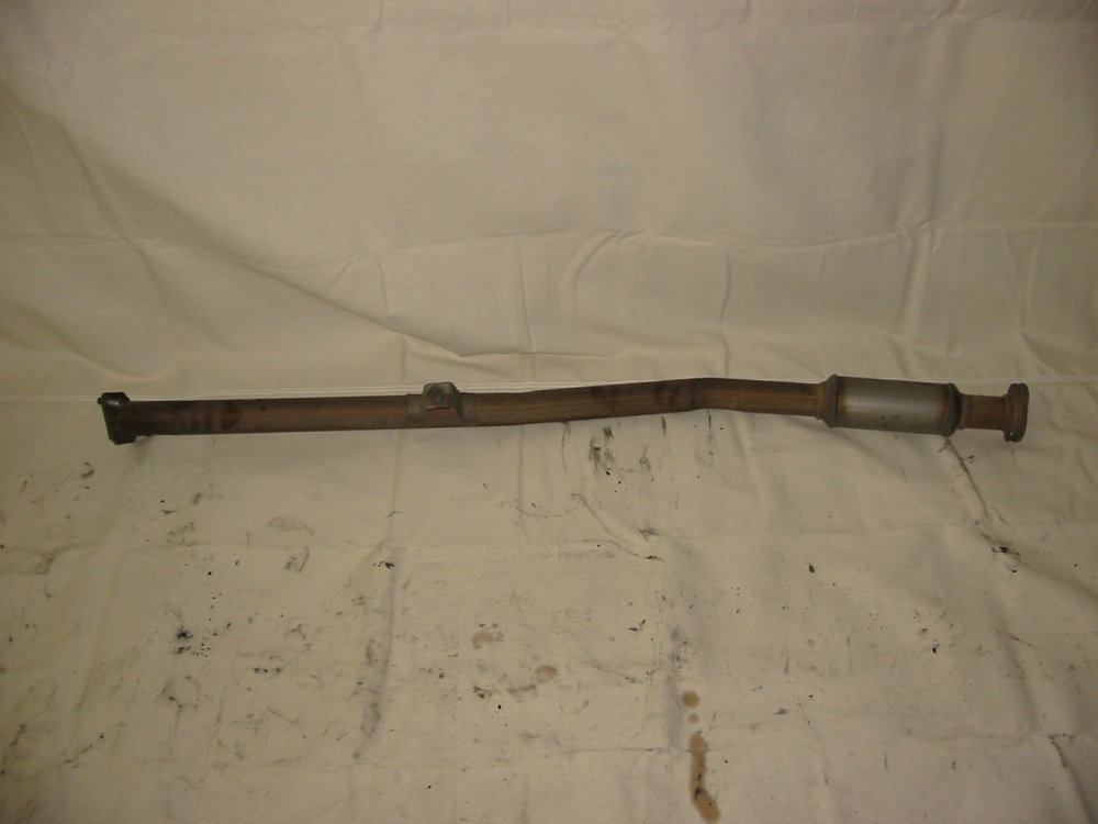 Exhaust, Center pipe (1993-1997 Impreza)
