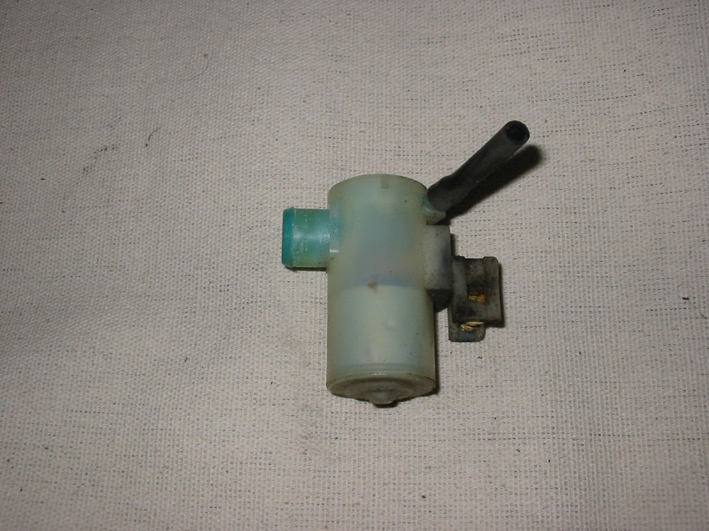 Washer Motor-pump, Front (1993-1997 Impreza)