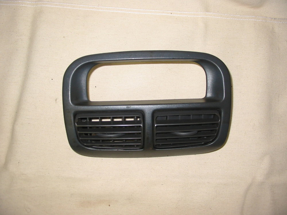 Trim, Interior, Vent, Center 1997 Only (1993-1997 Impreza)