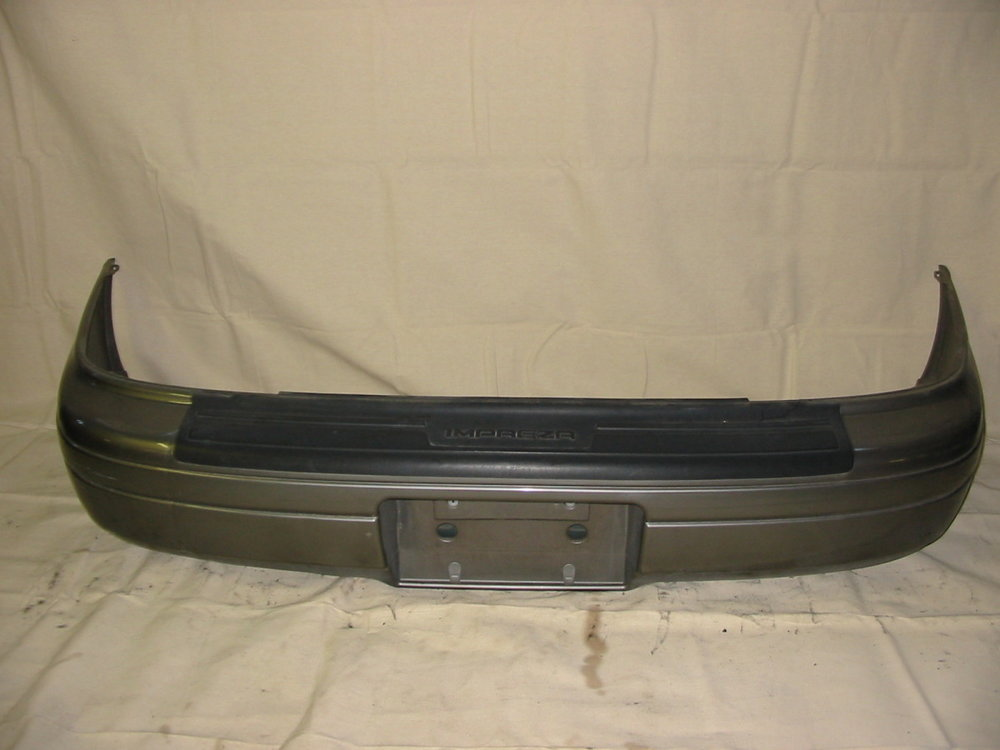 Body, Bumper, Rear (1993-1997 Impreza)